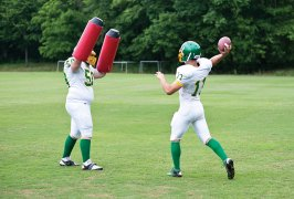 Fisher® Arm Shield Football Trainer