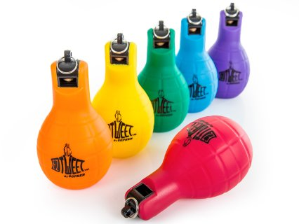 Rainbow® EZTweet™ Hand Whistle