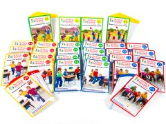 Full set of activity cards for schools